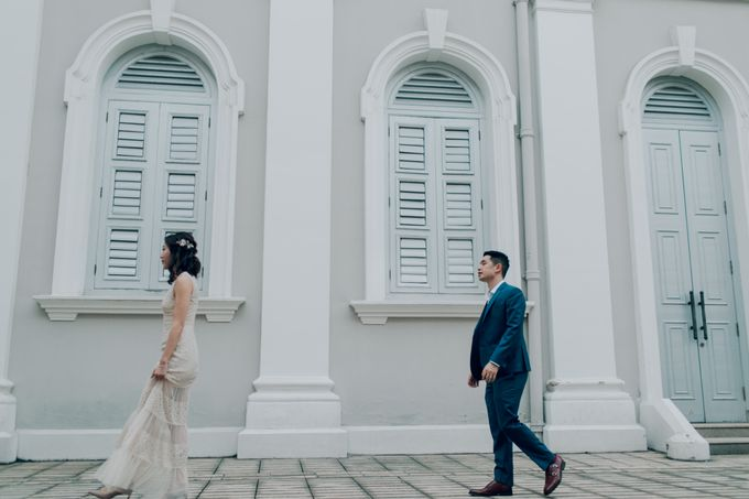 Singapore Prewedding shoot by Amelia Soo photography - 025