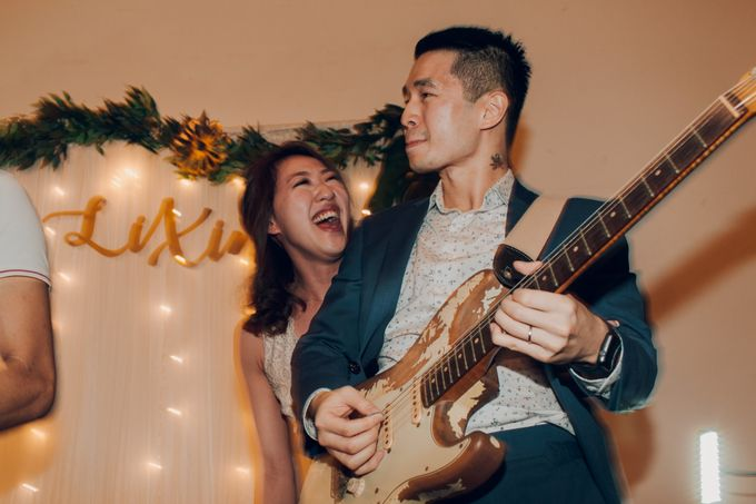 Tropical themed wedding reception by Amelia Soo photography - 032
