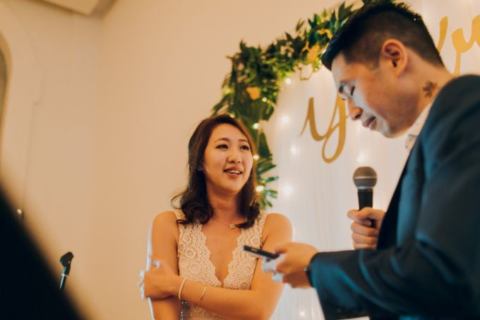 Tropical themed wedding reception by Amelia Soo photography - 039