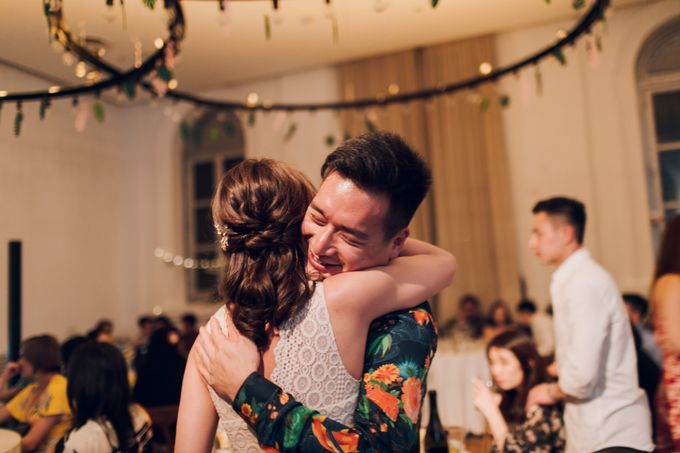 Tropical themed wedding reception by Amelia Soo photography - 048