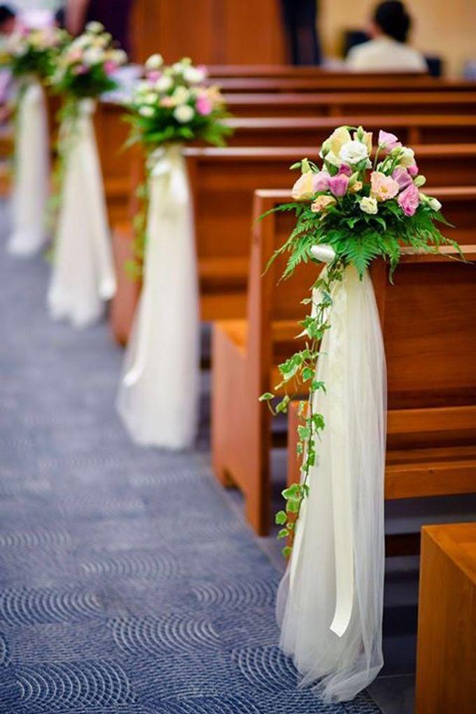All Wedding Affairs (Joshua♡Jeanna) by Dorcas Floral - 004