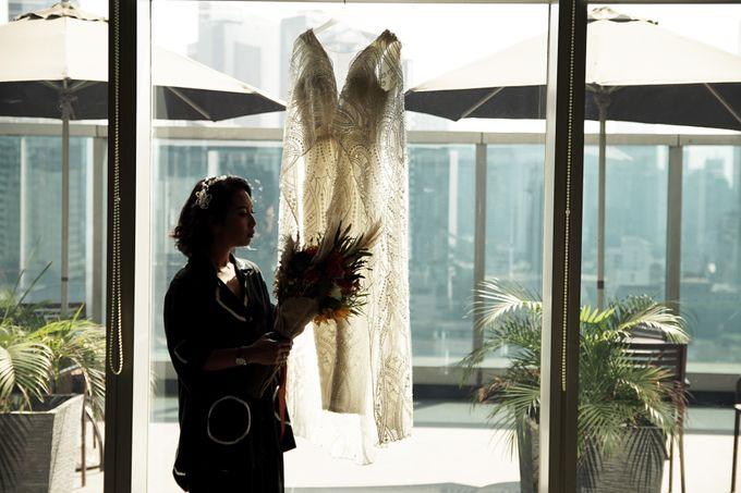 Nadya & darian wedding reception by Our Wedding & Event Organizer - 002