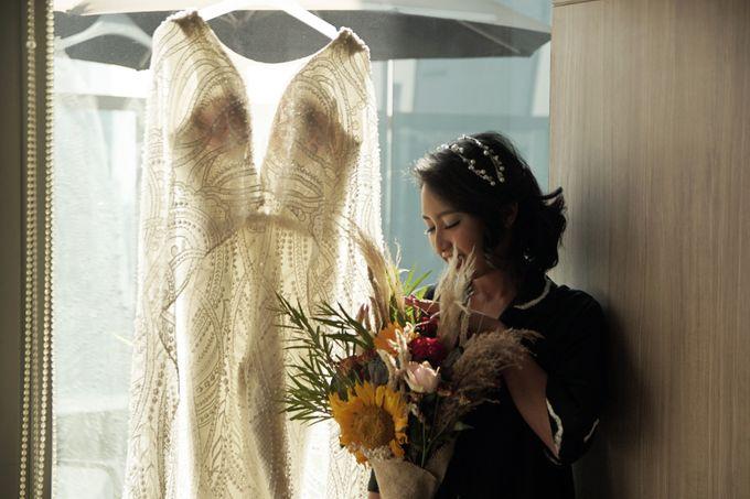 Nadya & darian wedding reception by Our Wedding & Event Organizer - 003