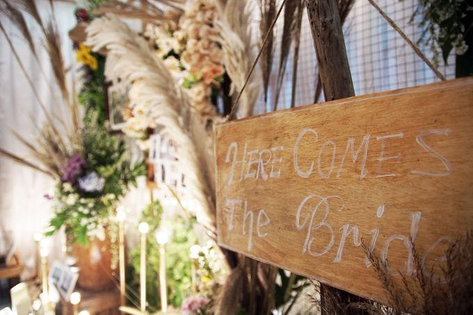 Nadya & darian decoration Wedding by Our Wedding & Event Organizer - 001