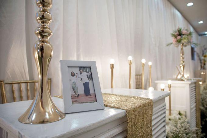 Nadya & darian decoration Wedding by Our Wedding & Event Organizer - 006