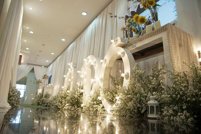 Nadya & darian decoration Wedding by Our Wedding & Event Organizer - 008