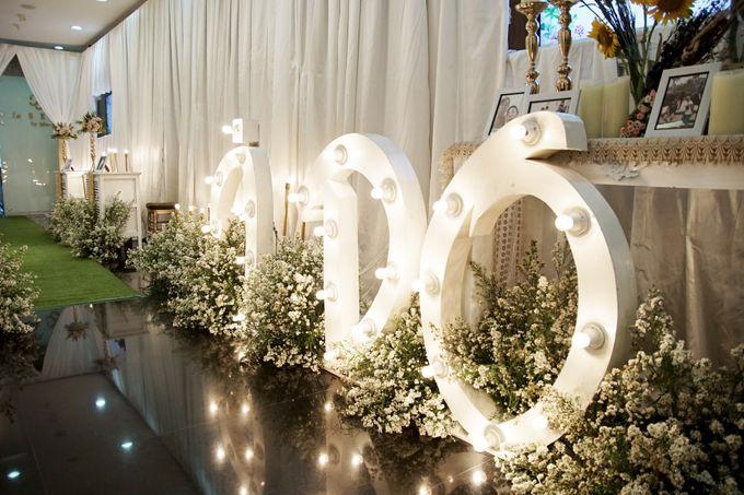 Nadya & darian decoration Wedding by Our Wedding & Event Organizer - 009