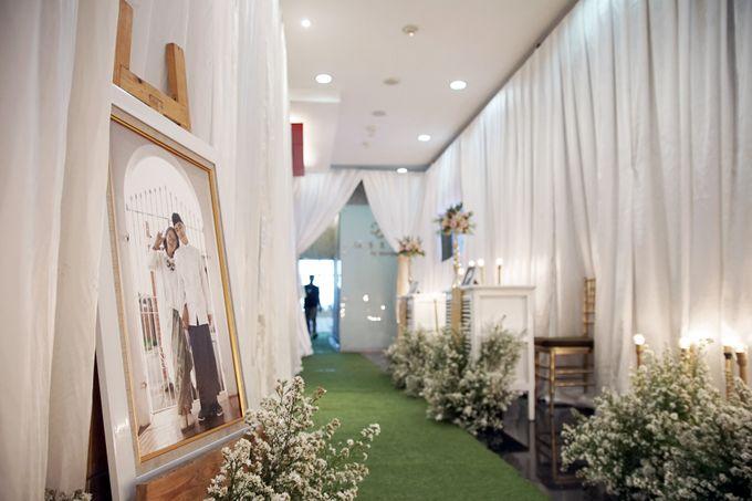 Nadya & darian decoration Wedding by Our Wedding & Event Organizer - 011
