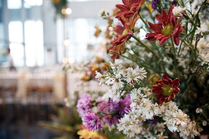 Nadya & darian decoration Wedding by Our Wedding & Event Organizer - 014