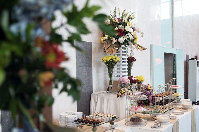 Nadya & darian decoration Wedding by Our Wedding & Event Organizer - 015
