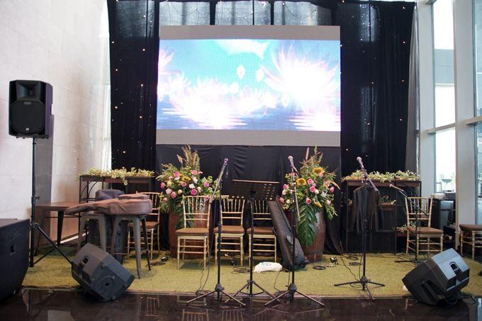Nadya & darian decoration Wedding by Our Wedding & Event Organizer - 017