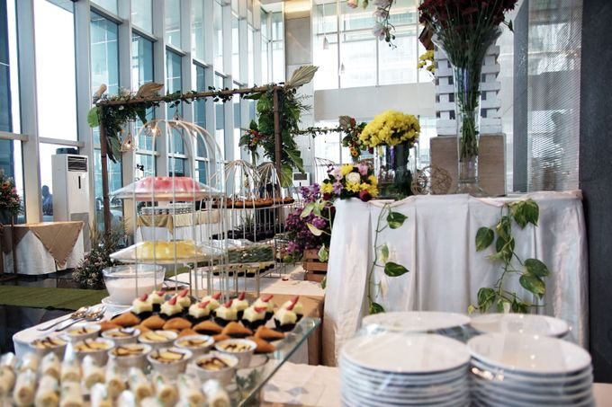 Nadya & darian decoration Wedding by Our Wedding & Event Organizer - 018