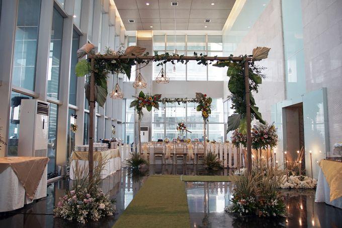 Nadya & darian decoration Wedding by Our Wedding & Event Organizer - 019