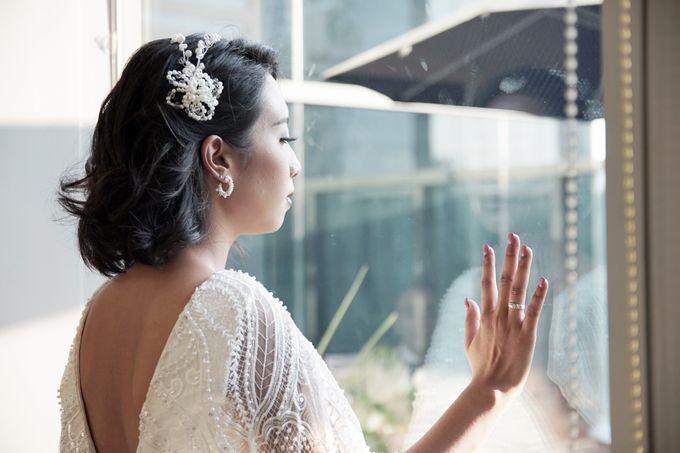Nadya & darian wedding reception by Our Wedding & Event Organizer - 011