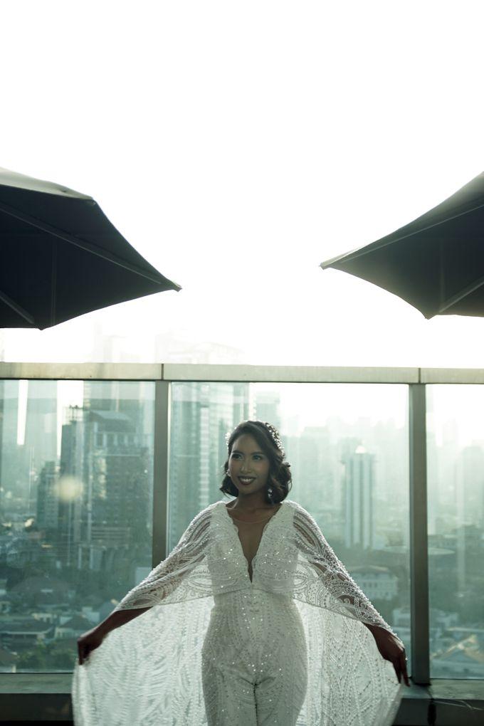 Nadya & darian wedding reception by Our Wedding & Event Organizer - 013
