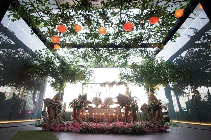 Nadya & darian decoration Wedding by Our Wedding & Event Organizer - 020