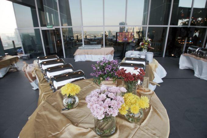 Nadya & darian decoration Wedding by Our Wedding & Event Organizer - 021