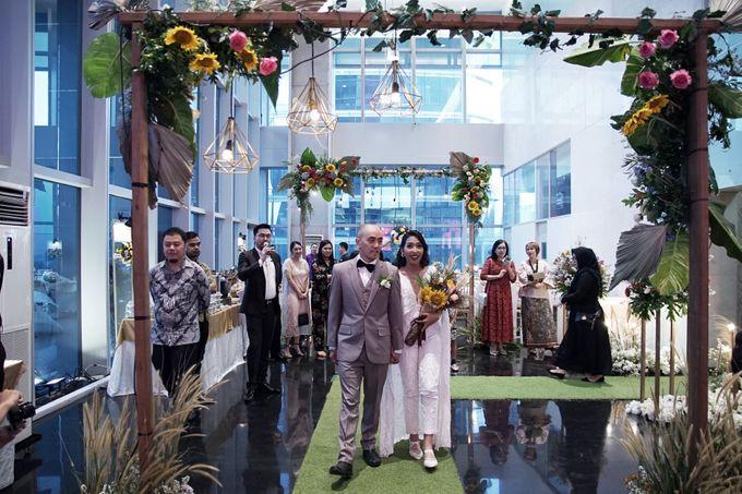 Nadya & darian wedding reception by Our Wedding & Event Organizer - 015