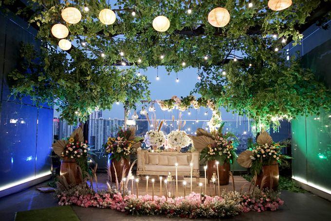 Nadya & darian decoration Wedding by Our Wedding & Event Organizer - 022