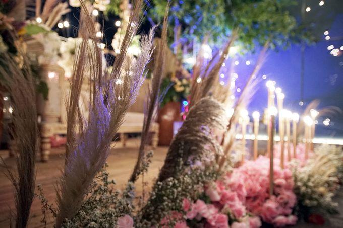 Nadya & darian decoration Wedding by Our Wedding & Event Organizer - 025