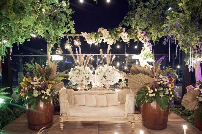 Nadya & darian decoration Wedding by Our Wedding & Event Organizer - 026