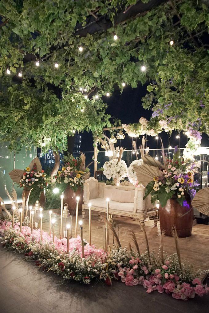 Nadya & darian decoration Wedding by Our Wedding & Event Organizer - 027