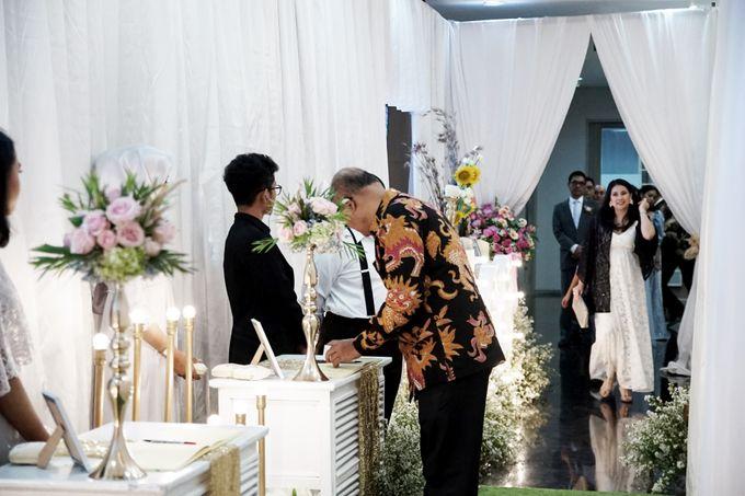 Nadya & darian decoration Wedding by Our Wedding & Event Organizer - 028