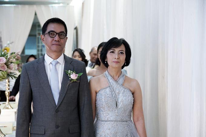 Nadya & darian wedding reception by Our Wedding & Event Organizer - 019