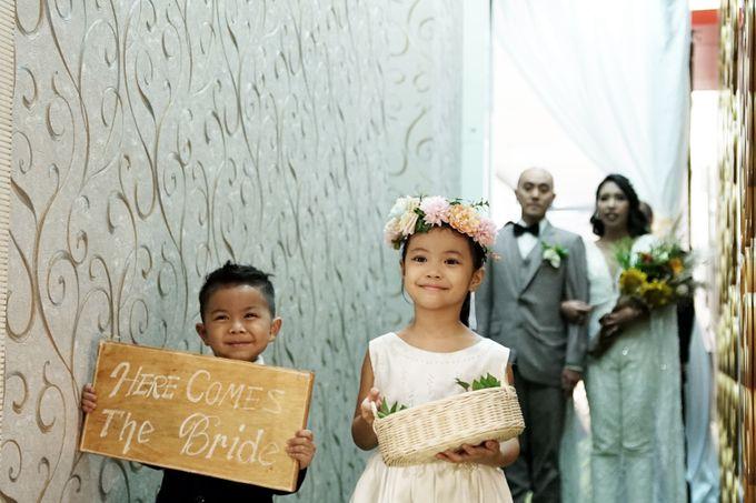 Nadya & darian wedding reception by Our Wedding & Event Organizer - 022