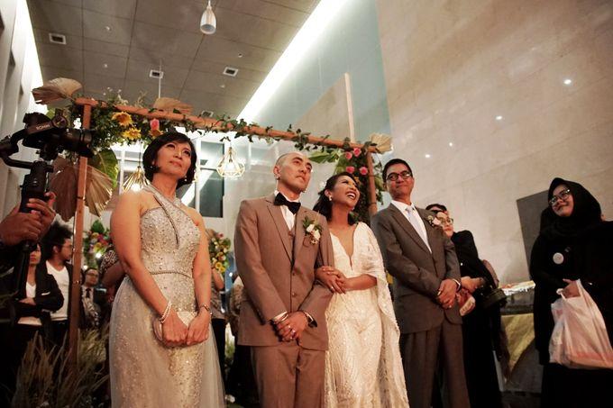 Nadya & darian wedding reception by Our Wedding & Event Organizer - 025