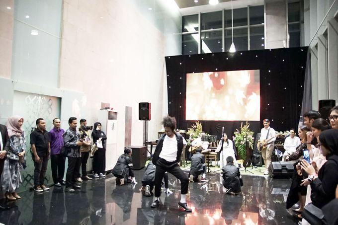 Nadya & darian wedding reception by Our Wedding & Event Organizer - 027