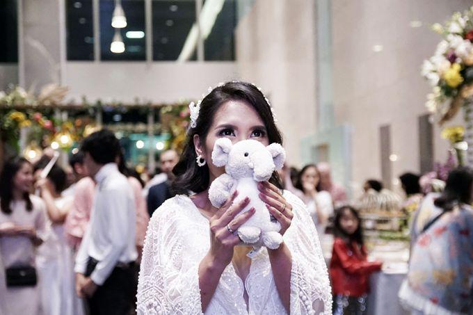 Nadya & darian wedding reception by Our Wedding & Event Organizer - 028