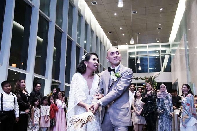 Nadya & darian wedding reception by Our Wedding & Event Organizer - 030