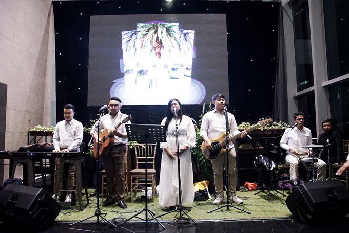 Nadya & darian wedding reception by Our Wedding & Event Organizer - 031