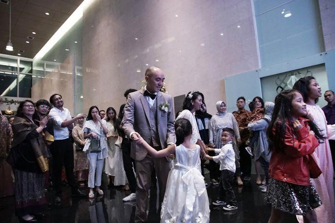 Nadya & darian wedding reception by Our Wedding & Event Organizer - 032