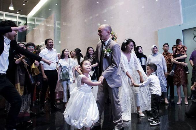 Nadya & darian wedding reception by Our Wedding & Event Organizer - 033