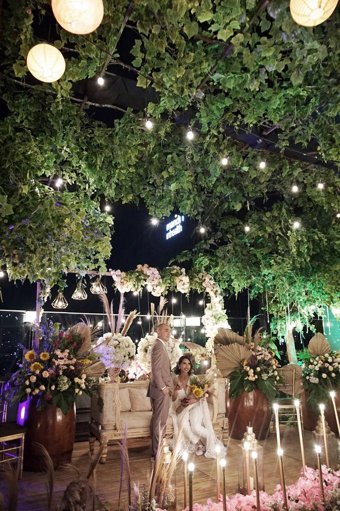 Nadya & darian wedding reception by Our Wedding & Event Organizer - 037