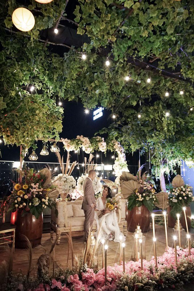 Nadya & darian wedding reception by Our Wedding & Event Organizer - 038