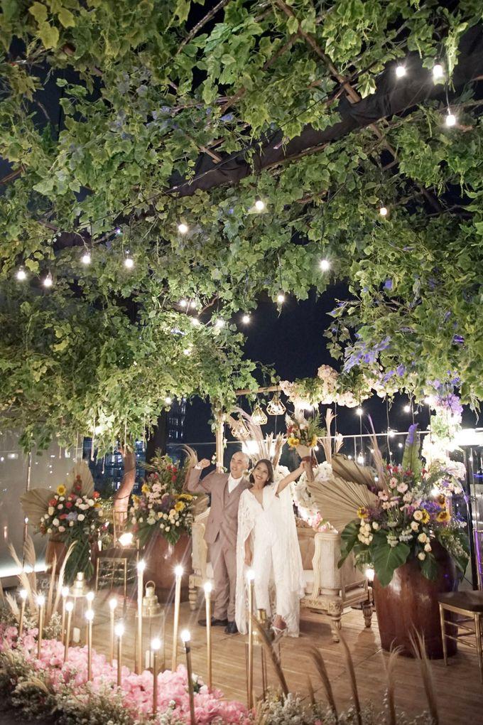 Nadya & darian wedding reception by Our Wedding & Event Organizer - 039