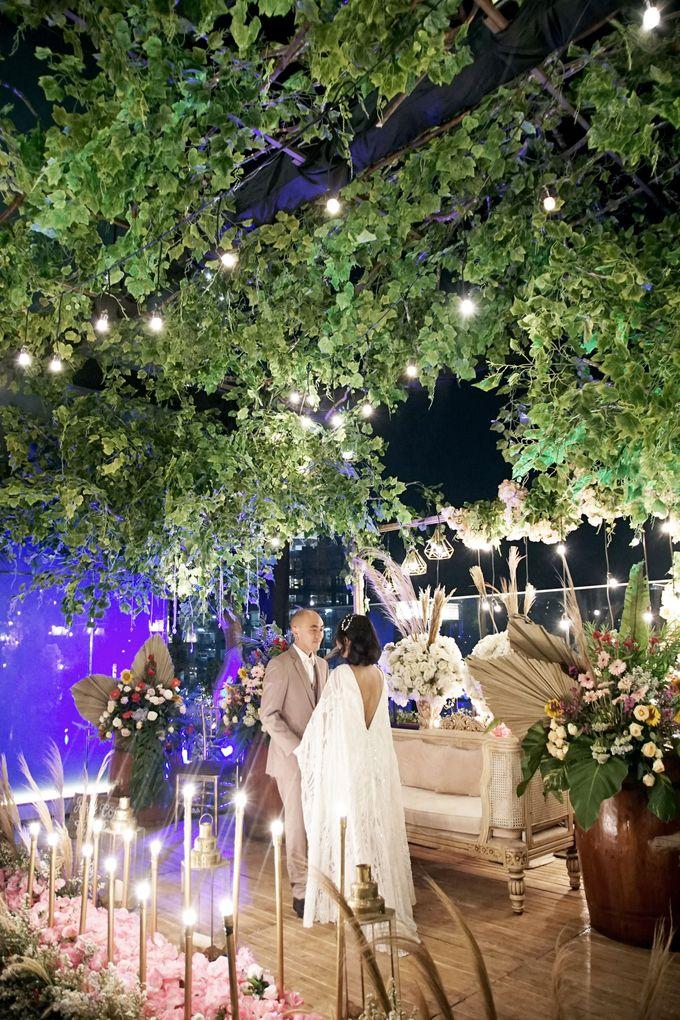 Nadya & darian wedding reception by Our Wedding & Event Organizer - 040