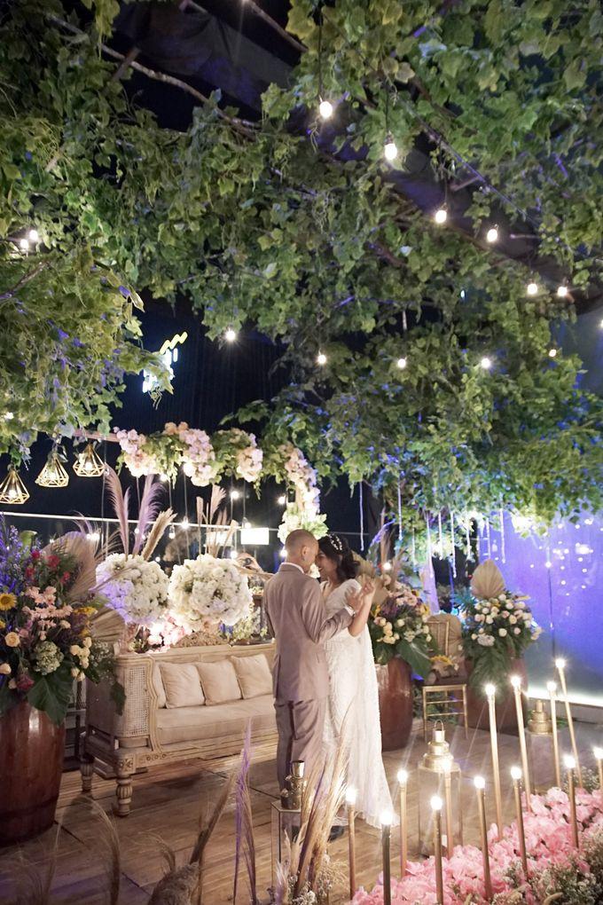 Nadya & darian wedding reception by Our Wedding & Event Organizer - 041