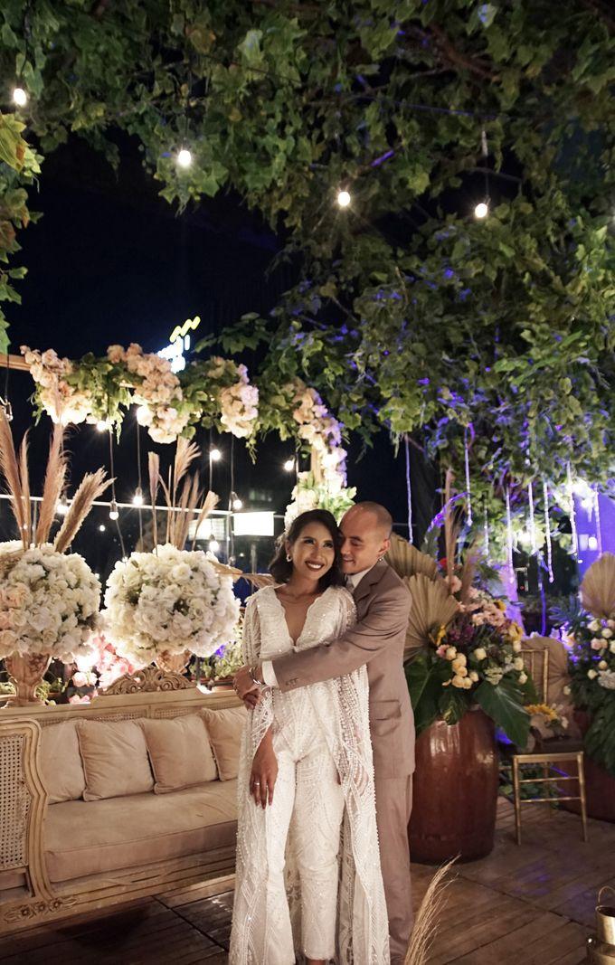 Nadya & darian wedding reception by Our Wedding & Event Organizer - 042