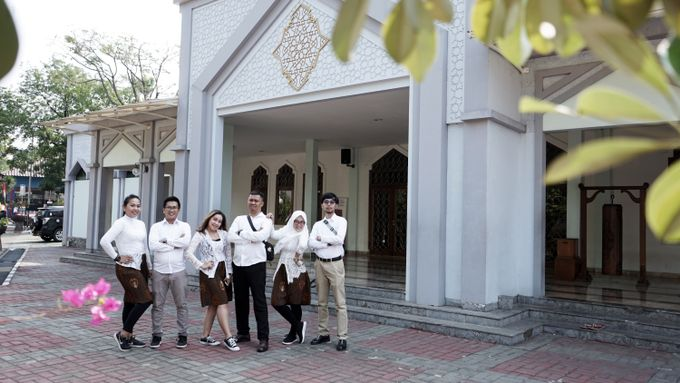 our team from the wedding of aldy & nelly by Our Wedding & Event Organizer - 016