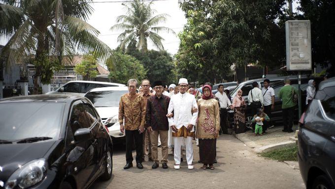 dina & adit akad nikah by Our Wedding & Event Organizer - 002