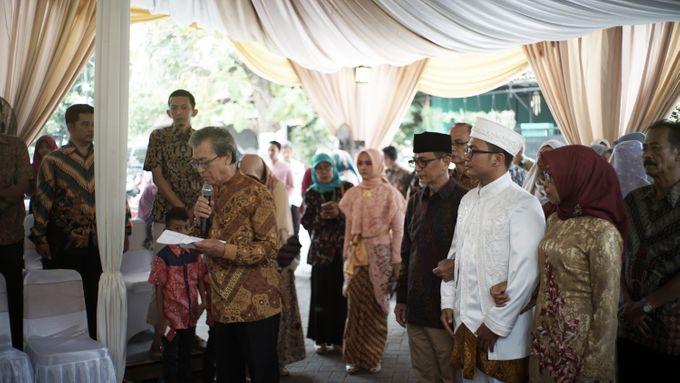 dina & adit akad nikah by Our Wedding & Event Organizer - 003