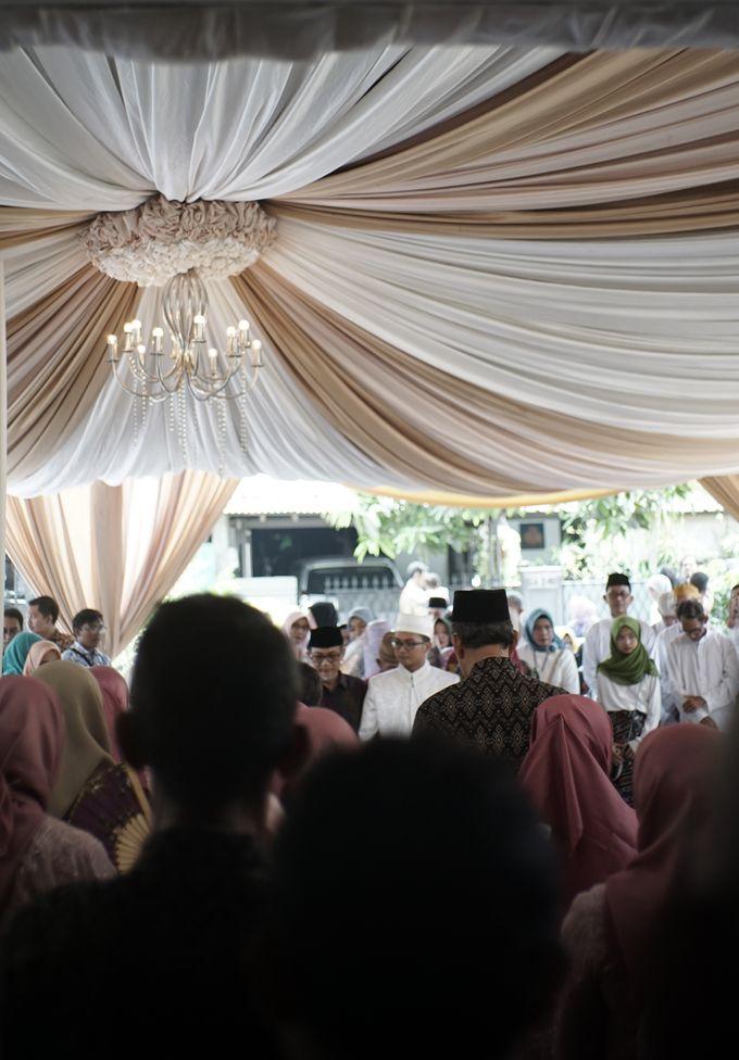 dina & adit akad nikah by Our Wedding & Event Organizer - 004