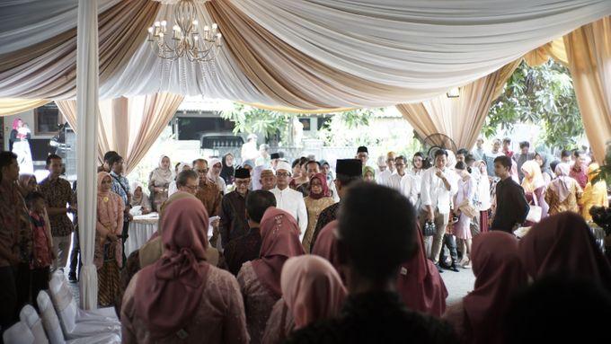 dina & adit akad nikah by Our Wedding & Event Organizer - 005