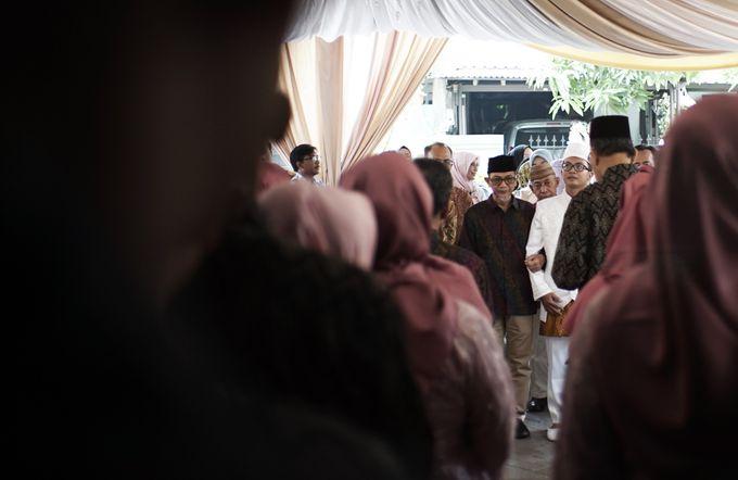 dina & adit akad nikah by Our Wedding & Event Organizer - 006