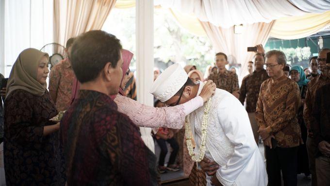 dina & adit akad nikah by Our Wedding & Event Organizer - 007