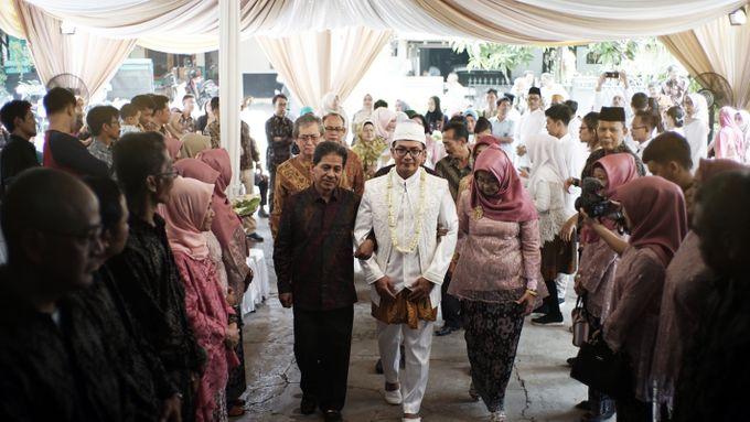 dina & adit akad nikah by Our Wedding & Event Organizer - 008